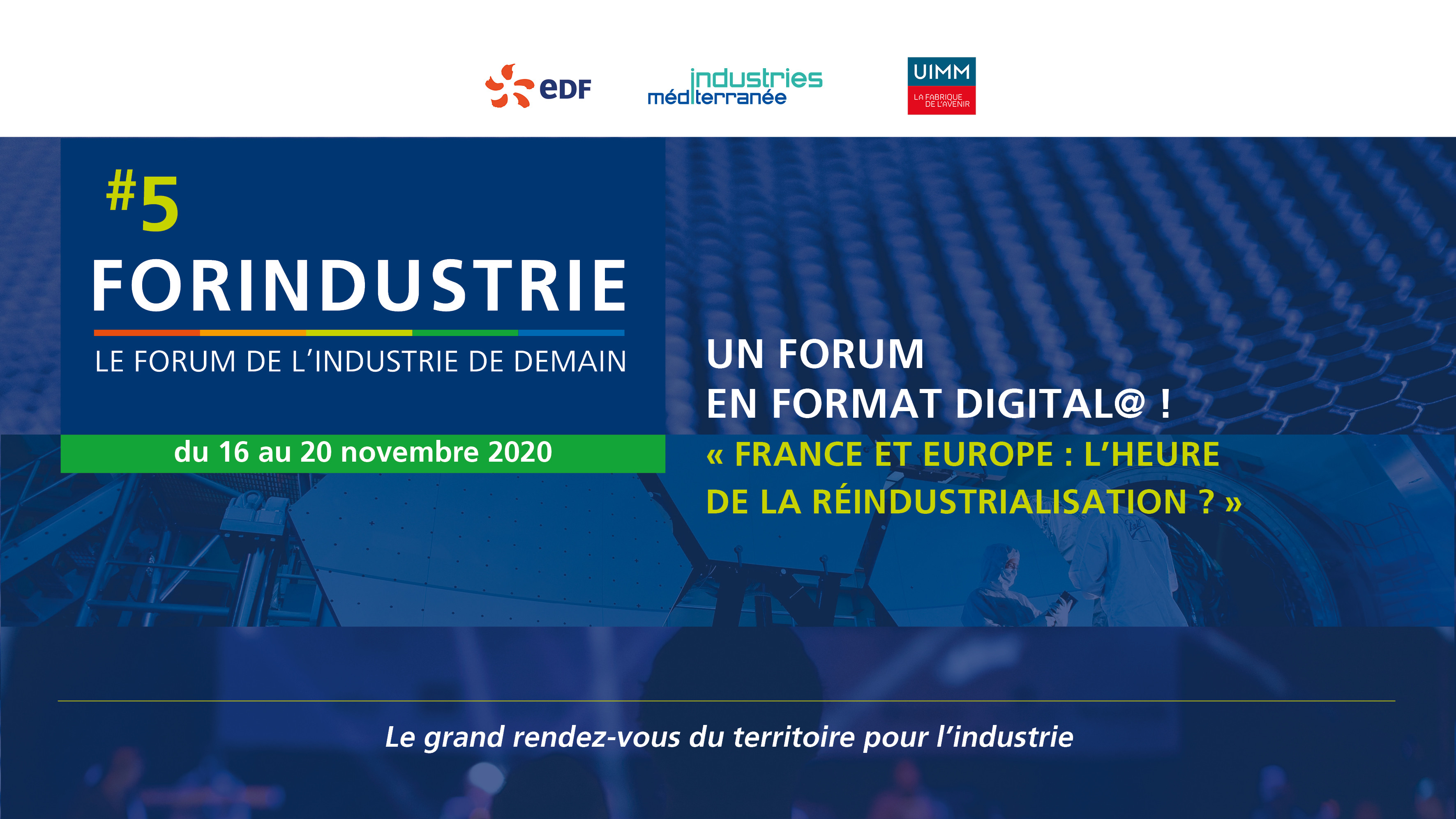 Forum de l'Industrie de Demain