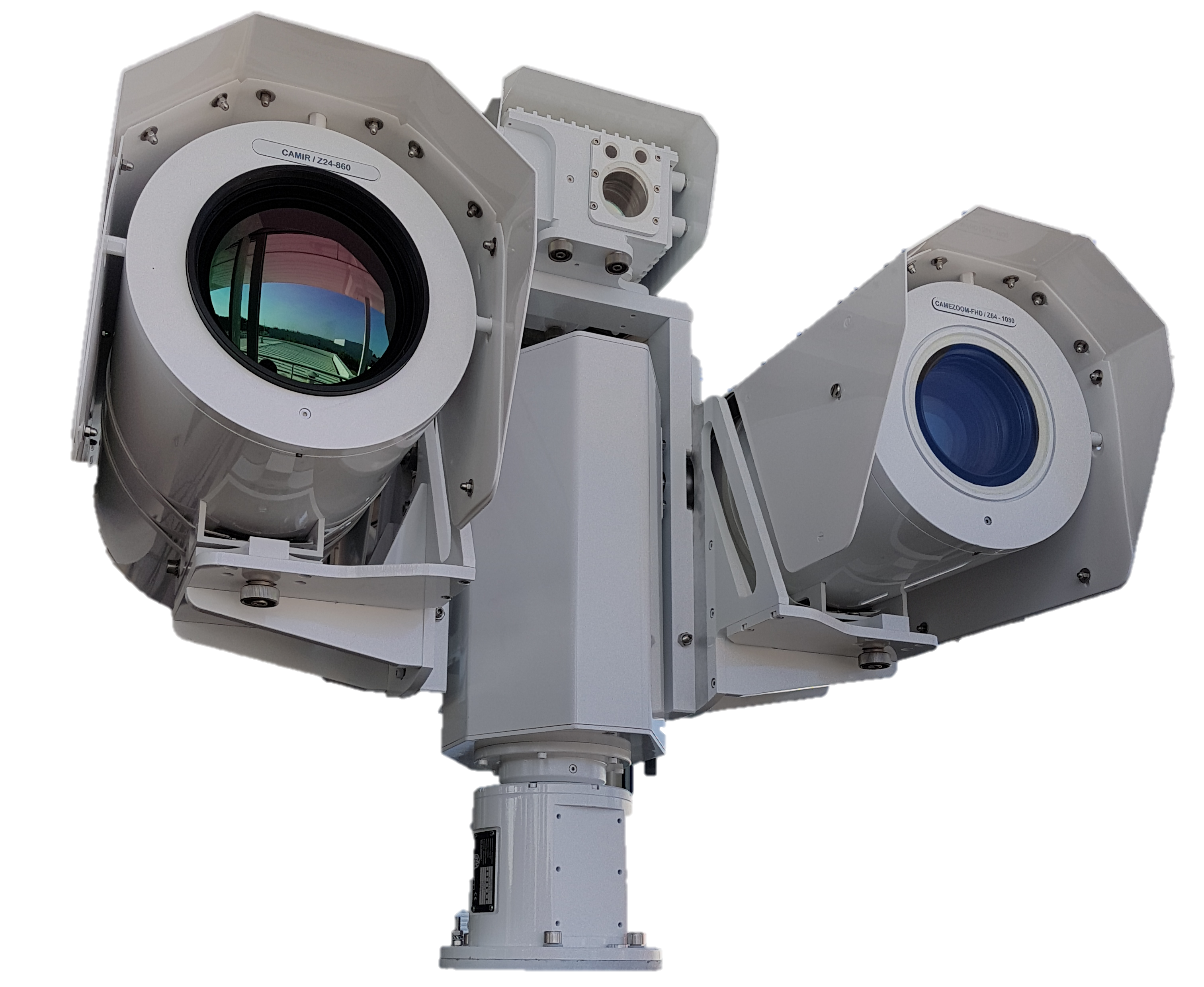EXAVISION - Solution optronique NEMOSYS-XR™-HD